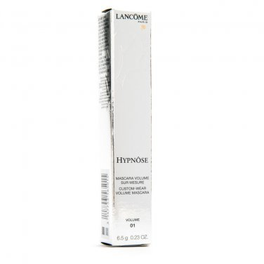 Lancome Hypnose Mascara 01 Black More Volume 100% Original
