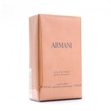 Armani Eau D'Aromes EDT 100ml 3.4oz Men Perfume New In Box 100% Original