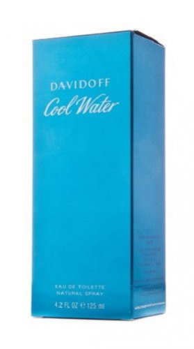 Davidoff Cool Water EDT 125ml 4.2oz Perfume Men New In Box 100% Original