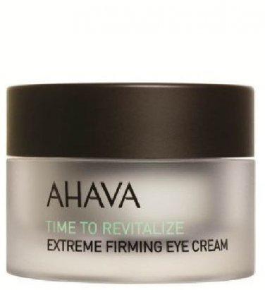 AHAVA Time To Revitalize Extreme Eye Cream 0.5oz(15ml) New Sealed Moisturizer