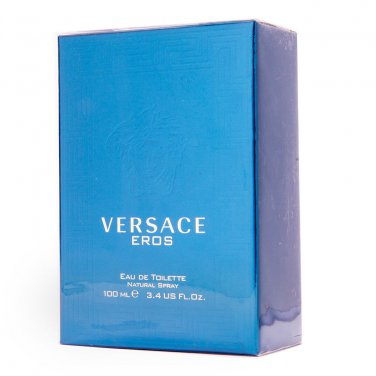 Versace Eros EDT 100ml 3.4oz Perfume Men New In Sealed Box 100% Original