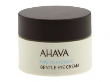 AHAVA Time To Hydrate Gentle Eye Cream  0.51oz 15ml New Sealed Contains Minerals