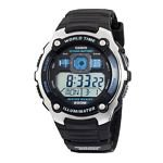 Casio  Watch AE 2000W 1AVDF Sport Black Digital World Time 100% Original