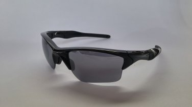 Oakley Sunglasses Half Jacket 2.0 XL Polished Black Iridium 9154-01 Original