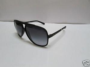 d4b0bb8d67eb Dolce   Gabbana Sunglasses DG 6081 26168G 2616 8G Matt Black 100% Original