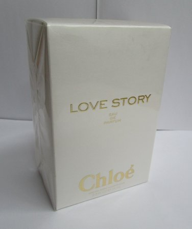 Chloe Love Story 75ml 2.5 oz Eau de Parfum EDP Women NEW IN BOX & 100% Original