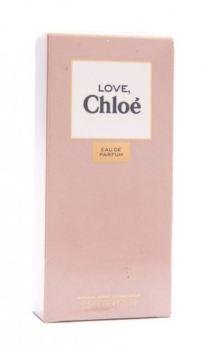 Chloe LOVE For Women 75ml 2.5 oz Eau de Parfum EDP NEW IN BOX & 100% Original