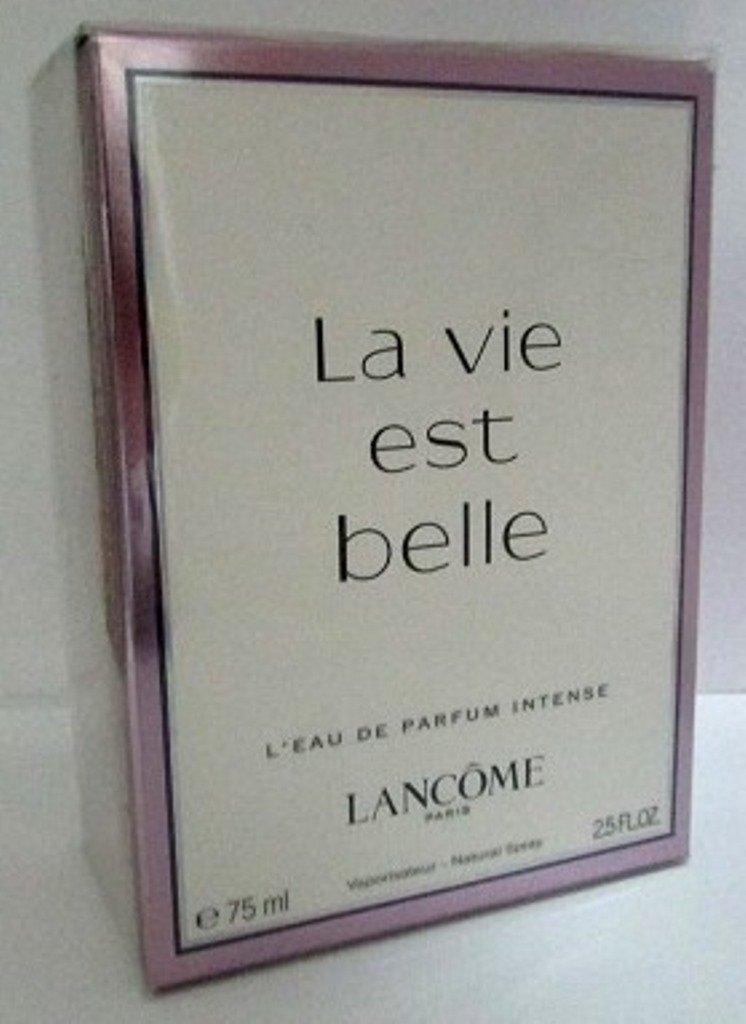 La Vie Est Belle L'Eau de Parfum Intense 75ml EDP by Lancome 100%Original &Sealed Women Free P&P