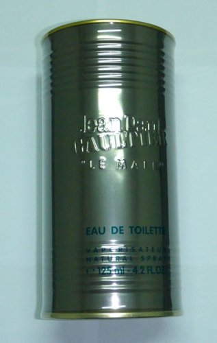 Jean Paul Gaultier Le Male Edt 125ml 4.2oz 100% Original Brand NEW In Sealed Box