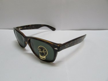 Ray-Ban RB2132 902L 55 Classic Wayfarer - 100% Original Guaranteed! NIB
