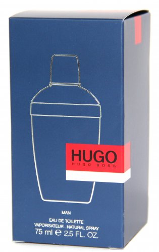 Hugo Boss DARK BLUE EDT 75ml 2.5oz Men Homens Fragrance 100% Original NEW IN BOX Perfume