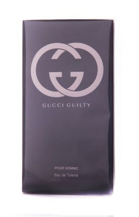 Gucci GUILTY Pour Homme EDT 90ml 3.0oz Eau de Toilette Men NEW BOX & 100% ORIGINAL
