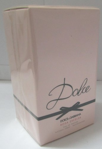 Dolce & Gabbana ROSA EXCELSA EDP 75ml 2.5oz Eau de Parfum Women NEW BOX & 100% ORIGINAL