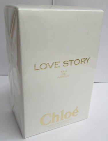 Chloe LOVE STORY EDP 75ml 2.5oz Eau de Parfum Women NEW BOX & 100% ORIGINAL
