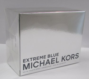 Michael Kors EXTREME BLUE EDT 120ml 4.0oz Eau de Toilette Men NEW BOX & 100% ORIGINAL