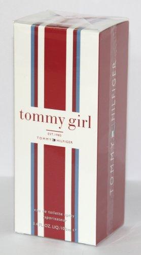 Tommy Hilfiger TOMMY GIRL Edt 100ml 3.4oz Eau de Toilette Perfume 100% ORIGINAL NEW IN BOX