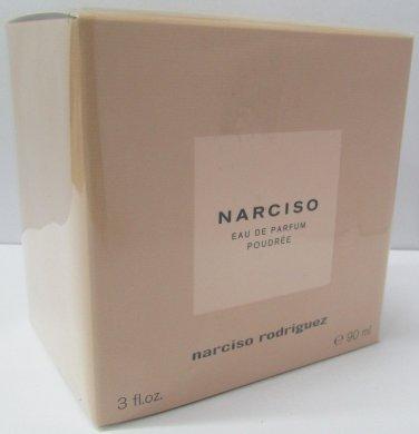 Narciso Rodriguez EDP Poudrée Poudree 90ml 3.0oz Eau de Parfum NEW & 100% ORIGINAL