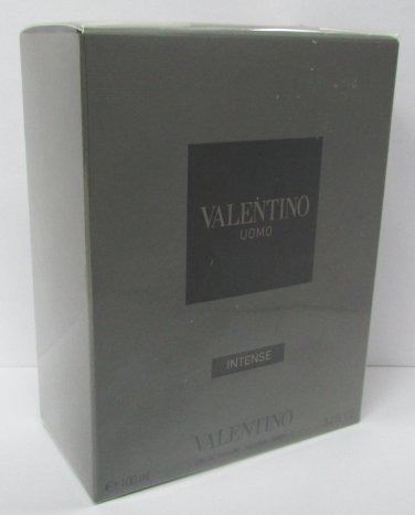 VALENTINO UOMO INTENSE Men EDP 100ml 3.4oz Eau de Parfum NEW BOX & 100% ORIGINAL