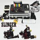 SLINGER BASIC - 2 Gun Tattoo Starter Kit
