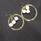 Howlite Earrings
