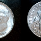 1964-P Roosevelt Dime Silver