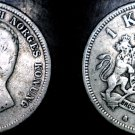 1904 Sweden 1 Kronor Krona  World Silver Coin