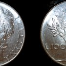 1978 Italian 100 Lire World Coin - Italy