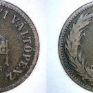 1898 Hungarian 2 Filler World Coin - Hungary