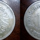 1873 D German 10 Pfennig World Coin -  Germany