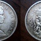 1965 Canadian Half Dollar 50 Cents Canada Silver World Coin