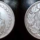 1931-B Swiss Half Franc World Silver Coin - Switzerland