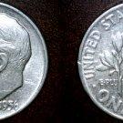 1956-D Roosevelt Dime Silver