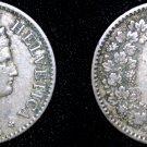 1906 Swiss 5 Rappen World Coin - Switzerland