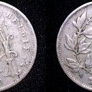 1910 Belgium 5 Centimes World Coin