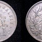1924 Belgium 5 Centimes World Coin