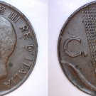 1922 Italian 5 Centesimi World Coin - Italy