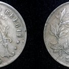 1926 Belgian 25 Centimes World Coin - Belgium