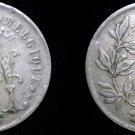 1923 Belgian 25 Centimes World Coin - Belgium