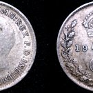 1915 Great Britain 3 Pence  World Silver Coin - UK