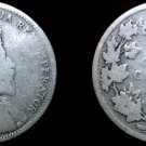 1905 Canadian Quarter 25 Cents Canada Silver Coin