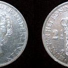 1933 Netherlands 2 1/2 Gulden World Silver Coin