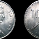 1969 Fiji Islands 10 Cent World Coin