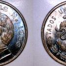 1956 Mexican 10 Centavo World Coin - Mexico - Toned