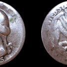 1945-D Washington Quarter Silver