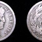 1912-P Barber Dime Silver