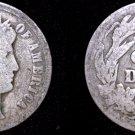 1903-P Barber Dime Silver