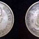 1964 East Caribbean States 5 Cent World Coin
