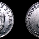 1973 Panamanian 5 Centesimo World Coin - Panama