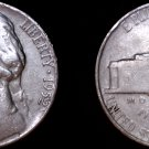 1952-P Jefferson Nickel