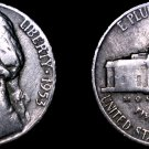 1953-D Jefferson Nickel